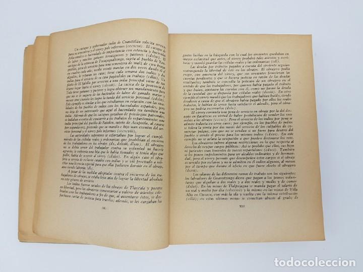 Libros antiguos: FUENTES PARA LA HISTÓRIA DEL TRABAJO EN NUEVA ESPAÑA ( TOMO VI ) 1606-1607-1616-1620-1621-1632 - Foto 5 - 190122385