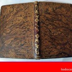 Libros antiguos: AÑO 1861: MANUAL DE AGUAS. EDITADO EN HUESCA, FERMIN ABELLA. SIGLO XIX.. Lote 190127256