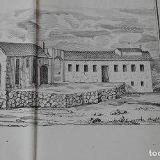 Libros antiguos: ESTADO DE LA AGRICULTURA DE MENORCA JULIO SOLER 1857 ILUSTRADO MUY RARO. Lote 190168068