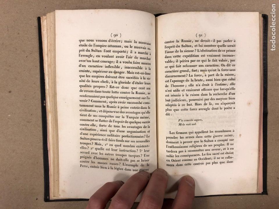 Libros antiguos: DU SYSTÈME PERMANENT DE L'EUROPE A L'ÉGARD DE LA RUSSIE ET LES AFFAIRES DE L'ORIENT. M. DE PRADT. - Foto 6 - 190175497