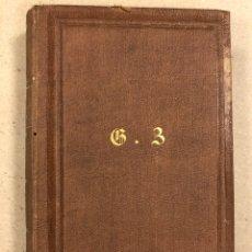 Libros antiguos: DE LA FEMME SOUS SES RAPPORTS PHYSIOLOGIQUE, MORAL ET LITTÉRAIRE. J.J. VIREY. 1825. Lote 190176745