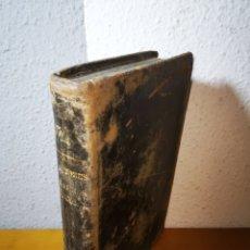 Libros antiguos: 1849 - COLECCIÓN DE AUTORES SELECTOS LATINOS Y CASTELLANOS, TOMO I. Lote 190182963