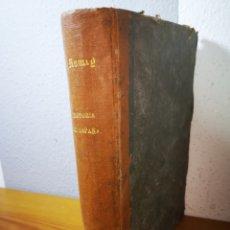 Libros antiguos: 1845 - HISTORIA DE ESPAÑA, CARLOS ROMEY, TOMO IV. Lote 190193996