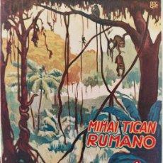 Libros antiguos: EN EL CORAZON DE LA SELVA VIRGEN-MIHAI T. RUMANO-EDITORIAL LUX-LIBRO ILUSTRADO-VER FOTOS-(V-18.717). Lote 190294176
