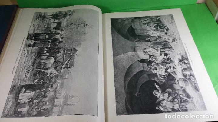 Libros antiguos: 1.885 LA ILUSTRACIÓN ARTÍSTICA. - Foto 8 - 190294572