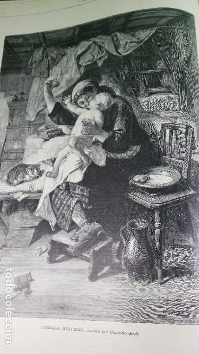 Libros antiguos: 1.885 LA ILUSTRACIÓN ARTÍSTICA. - Foto 15 - 190294572