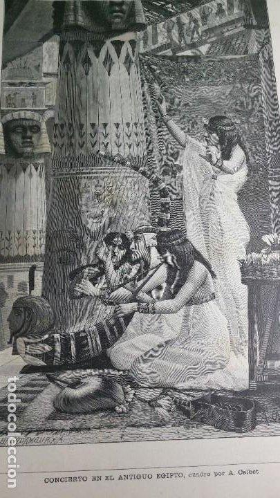 Libros antiguos: 1.885 LA ILUSTRACIÓN ARTÍSTICA. - Foto 17 - 190294572
