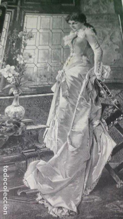 Libros antiguos: 1.885 LA ILUSTRACIÓN ARTÍSTICA. - Foto 21 - 190294572