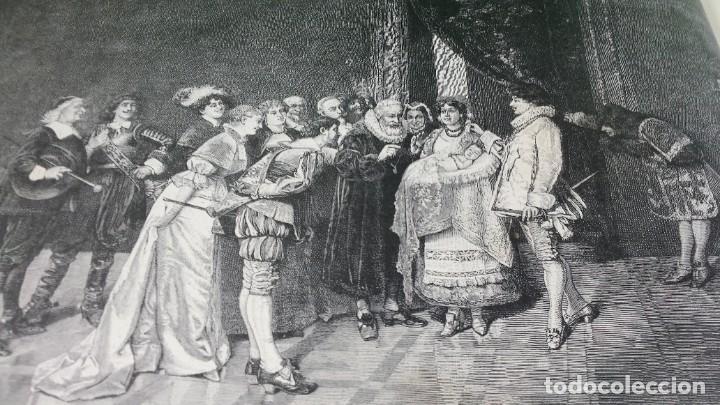 Libros antiguos: 1.885 LA ILUSTRACIÓN ARTÍSTICA. - Foto 24 - 190294572
