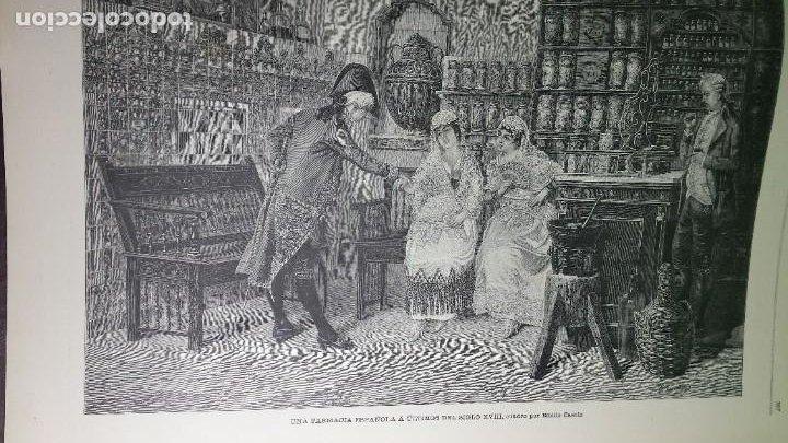 Libros antiguos: 1.885 LA ILUSTRACIÓN ARTÍSTICA. - Foto 44 - 190294572