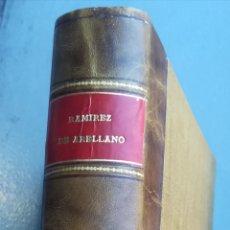 Libros antiguos: ESTUDIO SOBRE LA HISTORIA DE LA ORFEBRERÍA TOLEDANA RAFAEL RAMÍREZ DE ARELLANO CRONISTA DE CÓRDOBA. Lote 190322976