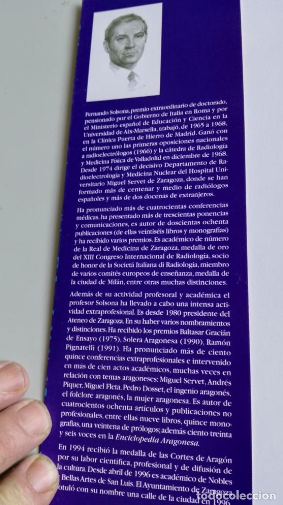Libros antiguos: SANTIAGO RAMON Y CAJAL SINOPSIS CRONOLOGIA Y CONTEXTO HISTORICO - FERNANDO SOLSONA/ D303 - Foto 4 - 190475617