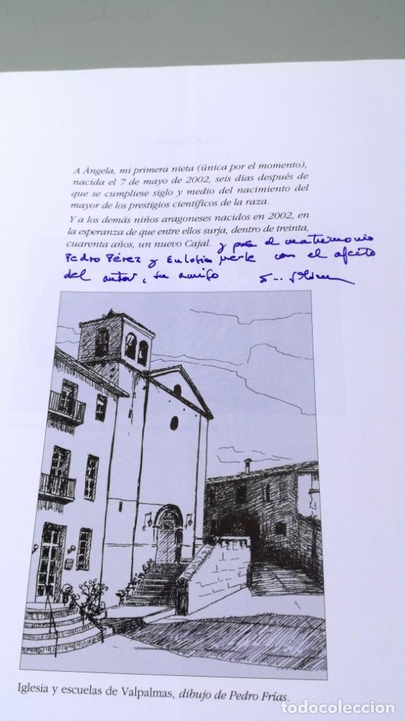 Libros antiguos: SANTIAGO RAMON Y CAJAL SINOPSIS CRONOLOGIA Y CONTEXTO HISTORICO - FERNANDO SOLSONA/ D303 - Foto 6 - 190475617