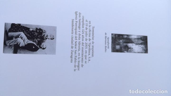 Libros antiguos: SANTIAGO RAMON Y CAJAL SINOPSIS CRONOLOGIA Y CONTEXTO HISTORICO - FERNANDO SOLSONA/ D303 - Foto 9 - 190475617