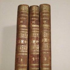 Libri antichi: LOS LUSÍADAS, POEMA ÉPICO TOMO I,2 Y 3. Lote 179074490