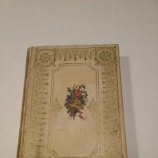 Libros antiguos: ANTOLOGIA POR CAROLINA CORONADO. Lote 190552717