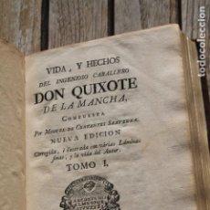Libros antiguos: DN QUIXOTE SANCHA. Lote 190703406