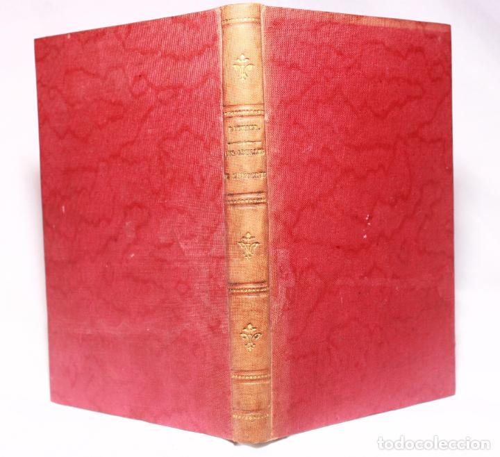 LES IDYLLES DE THÉOCRITE. C. E. RATHIER. PARIS. LIBRAIRE HACHETTE ET CIE. 1871. (Libros Antiguos, Raros y Curiosos - Literatura - Otros)