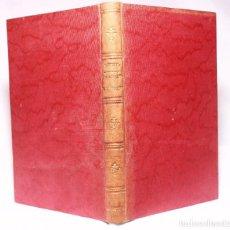 Libros antiguos: LES IDYLLES DE THÉOCRITE. C. E. RATHIER. PARIS. LIBRAIRE HACHETTE ET CIE. 1871.. Lote 190707761
