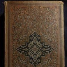 Libros antiguos: CITATENSCHATZ GEFLÜGELTE WORTE SPRICHWÖRTER. LEIPZIG. FR. WILH. GRUNOW. 1889. BEAUXS ARTS.. Lote 190707793
