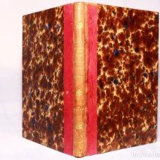 Libros antiguos: VIAJES DE UNA GOTA DE AGUA. J. PIZZETTA. MADRID. GASPAR Y ROIG. 1875 H. LLUVIA, MARES Y OCÉANOS.. Lote 190707968