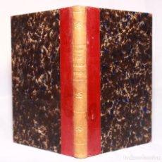Libros antiguos: LAS FUERZAS FÍSICAS. BREVE EXPOSICIÓN DE LAS TEORÍAS E HIPÓTESIS. MADRID GASPAR. 1880 H. SISMOGRAFÍA. Lote 190708085