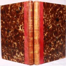 Libros antiguos: LAS HABITACIONES MARAVILLOSAS. L. ROUSSEAU. MADRID. GASPAR Y ROIG. 1875 H. COMPORTAMIENTO ANIMAL.. Lote 190708100