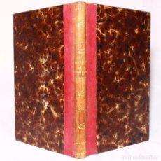 Libros antiguos: LOS FANTASMAS DE LA IMAGINACIÓN SEGÚN (…) AUTORES DE CIENCIAS OCULTAS. FLORENCIO JANER. 1875 H.. Lote 190708123