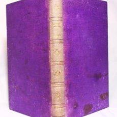 Libros antiguos: LA MONTAÑA. J. MICHELET. MARIANO BLANCH. BIBLIOTECA SELECTA. BARCELONA. 1876.. Lote 190708210