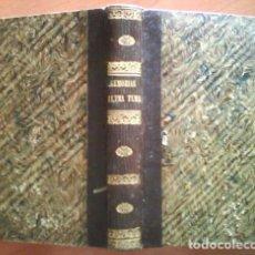 Libros antiguos: 1850 MEMORIAS DE ULTRA - TUMBA / CHATEAUBRIAND - TOMO V. Lote 190771718
