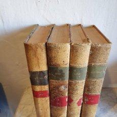 Libros antiguos: ANUARIOS ALEMANES 4 TOMOS. Lote 190812372