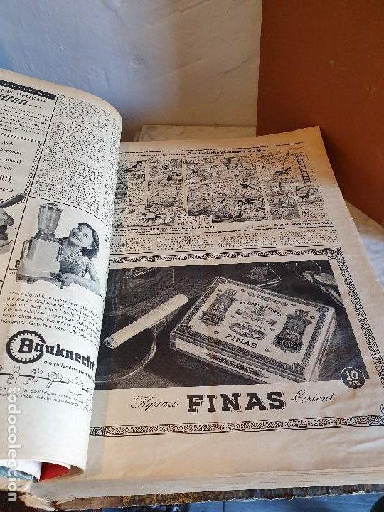 Libros antiguos: ANUARIOS ALEMANES 4 TOMOS - Foto 5 - 190812372