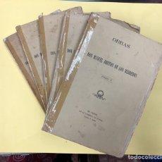 Libros antiguos: OBRAS DE MANUEL BRETON DE LOS HERREROS - 5 TOMOS - 1884. Lote 190851573