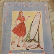 Libros antiguos: CURSOS DE MODA FEMINA - DE LA ACADEMIA CCC . Lote 190855760