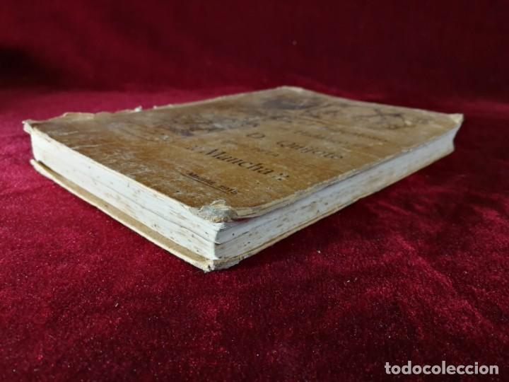 Libros antiguos: El ingenioso hidalgo Don Quijote de la Mancha Madrid 1915 Miguel de Cervantes - Aleu 1915 - Foto 6 - 190909340