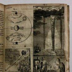 Libros antiguos: ARMAMENTARIUM NATURAE SYSTEMATICUM, INTRODUCTIO AD PHILOSPHIAM MODERNORUM NATURALEM... AÑO 1709. Lote 190926162