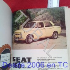 Libri antichi: TUBAL AGENDA AMA 1972 U2. Lote 191002300