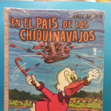 Libros antiguos: EN EL PAÍS DE LOS CHIQUINAVAJOS. WALT DISNEY. EDITORIAL SALVAT. Lote 191038612