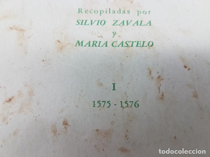 Libros antiguos: FUENTES PARA LA HISTÓRIA DEL TRABAJO EN NUEVA ESPAÑA ( TOMO I ) 1575-1576 - Foto 2 - 191058231