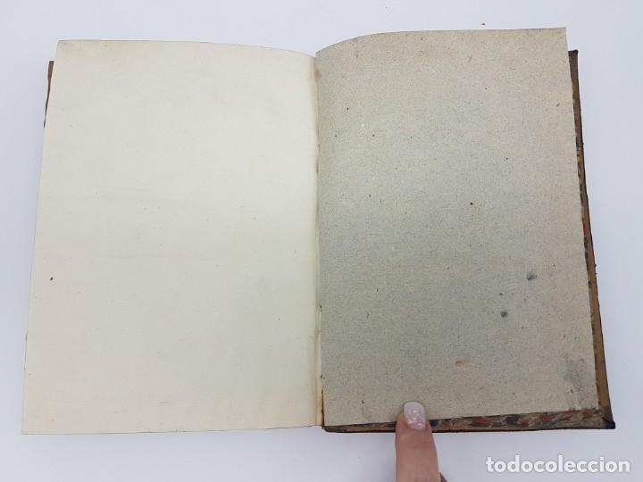 Libros antiguos: MANUAL DE ESPROPIACIÓN FORZOSA PÚBLICA, MADRID 1861 ( DESPLEGABLE ) - Foto 10 - 191058745