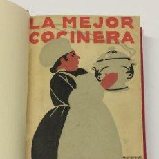 Libros antiguos: CALLEJA. LA MEJOR COCINERA. RECETAS DE COCINA - LIBRO COCINA AÑOS VEINTE. Lote 191097868
