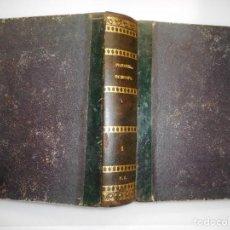 Libros antiguos: SOCIEDAD LITERARIA#PRISIONES DE EUROPA. TOMO I Y98032. Lote 191165642