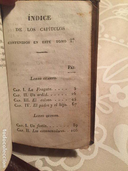 Libros antiguos: Antiguo libro Atar Gull el Esclavo por Eugenio Sue tomo I Barcelona mediados siglo XIX - Foto 12 - 191224756