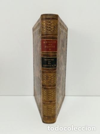 EL LENGUAJE. INTRODUCCIÓN LINGÜÍSTICA A LA HISTORIA.- J. VENDRYES (1925) (Libros Antiguos, Raros y Curiosos - Literatura - Otros)
