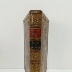 Libros antiguos: EL LENGUAJE. INTRODUCCIÓN LINGÜÍSTICA A LA HISTORIA.- J. VENDRYES (1925). Lote 191259820