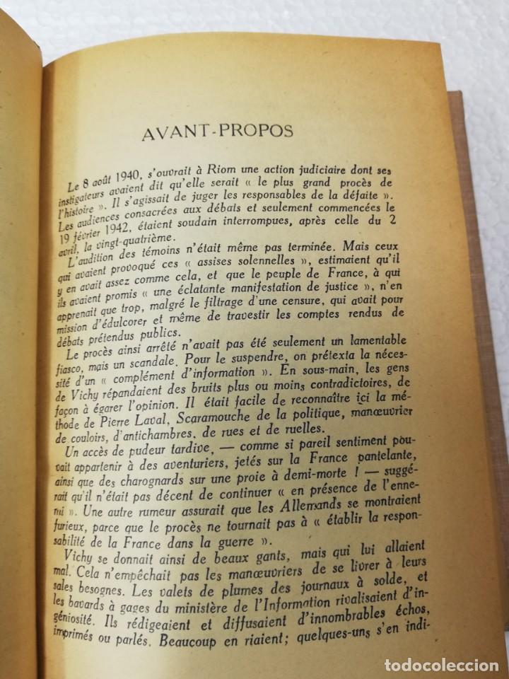Libros antiguos: 3 libros Francés. Bazaine contra gambetta, Les manuscrittes de la mer morte e Histoire des Etats Uni - Foto 4 - 191268961