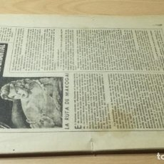 Libros antiguos: LO INCONFESABLE DE LA SEÑORA CHANTAL - GUY DES CARS - COLECCIONABLE PERIODICO/ M302. Lote 191275526