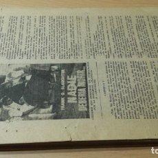 Libros antiguos: NADIE DEBERIA MORIR - FRANK G SALUGHTER - COLECCIONABLE PERIODICO/ M302. Lote 191275586