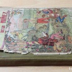 Libros antiguos: EL TROVADOR DE LA NIÑEZ - PILAR PASCUAL DE SANJUAN - ELZEVIRIANA Y CAMI 1923/ M303. Lote 191275692
