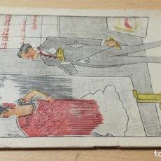 Libros antiguos: LA PATRIA CHICA - S Y J ALVAREZ QUINTERO - LA NOVELA COMICA - N 24 4 MARZO 1917/ M401. Lote 191311993